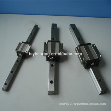 Cross roller slide way guide rail linear guide bearing