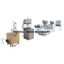 Máquina de fabricación de jabón semiautomática