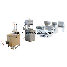 Hotel Toilet Laundry Soap Production Making Machine
