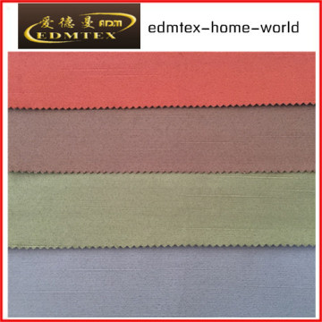 100% Polyester 3 Pass Blackout Fabric for Curtains EDM4608