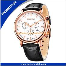 Iprg Aço Inoxidável Multifuncional Empresário Gift Watch