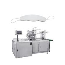 Machine de soudure ultrasonique de boucle d'oreille de contrôle de PLC de haute qualité pour le masque jetable de poissons