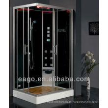 Cabine do chuveiro do vapor de EAGO uma pessoa controle de computador DZ955F8