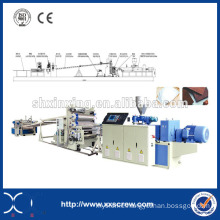 Pet Plastic Sheet Extrusion Line Machine