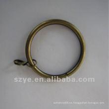 R06 cortina que cuelga el anillo de cortina del hierro del metal