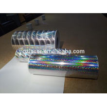 Metalized PET Film Holographic Film, Soft Embossing Film