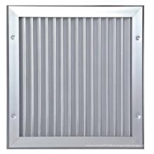 Aluminio anodizado de alta calidad de ventilación de escape de aire