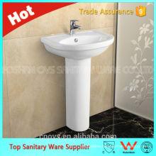 ovs item A7102 floor standing pedestal basin