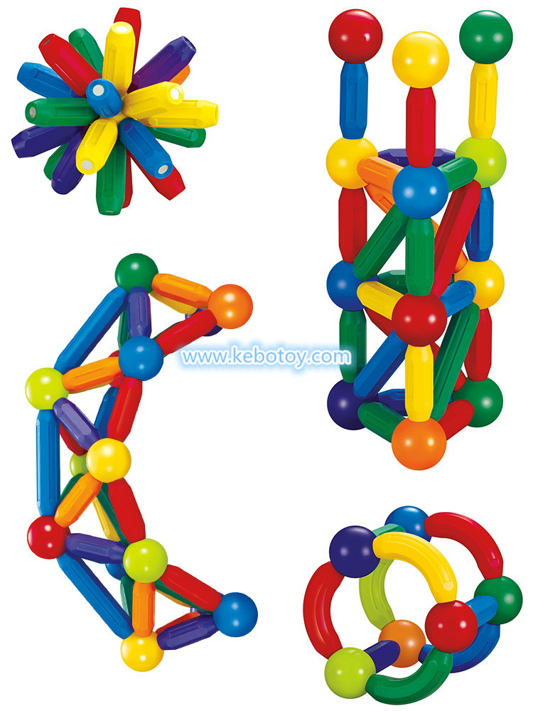 KBB-25 magnetic sticks and balls