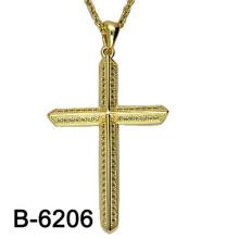 Мода Религиозные Ювелирные Изделия Крест Кулон