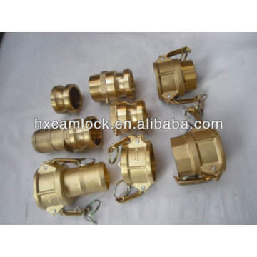 Hongxing Brass cam and groove quick coupling