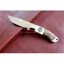 Holzgriff Fixed Messer (SE-0470)