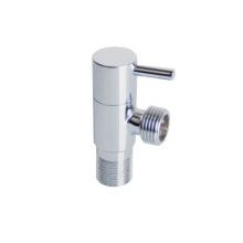 Good Price Wall Mounted Toilet Water Inlet Two Way Angle Stop Triangle Valve
