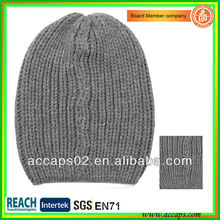 high quality design plain beanie hats In Shenzhen BN-2028