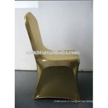 Housses de chaise Vogue Bronzing Spandex