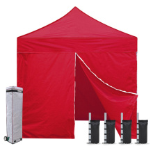 Camping 4 Zipper Walls Folding 8x8 Canopy Tent