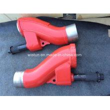 Putzmeister Concrete Pump S Valve Assembly/ Concrete Pump S Tube/Concrete Pump Spare Parts