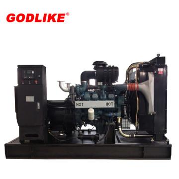 Bonne qualité 460kVA / 368kw Le générateur original de Doosan ensembles / type ouvert / CE approuvé