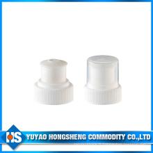 Hy-Cp09 Bouchon de bouteille à poussière blanche 28/400 avec demi-couvercle