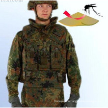 Anti Mosquito Military Uniform Fabric