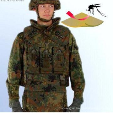 Anti Mosquito Military Uniform Fabric