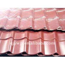 БС автоматическая цвет стальной плитки крыши делая машины