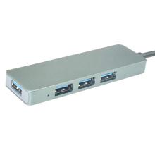 PD Type-C Adapter 4 en 1 Convertidor Hub