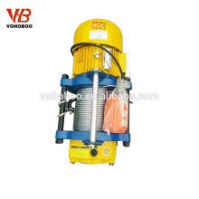 1500kg Electric Wire Rope pulling Winch Hoist