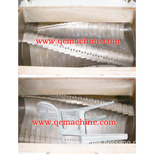 waste plastic granulator making machine QE70120
