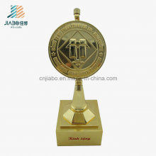 Hot Products Enamel Gold Custom Souvenir Trophy for Veitnam
