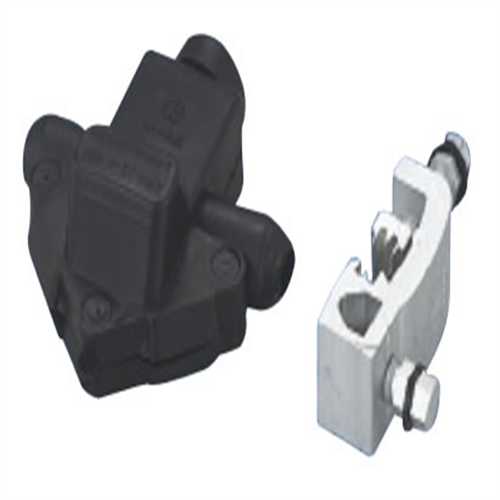 Insulation aluminium clamp