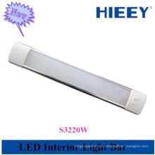 El color blanco brillante estupendo del poder más elevado llevó la lámpara llevada interior del techo interior de la lámpara para los remolques