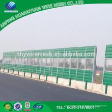 China atacado Design moderno de alta qualidade baixo preço absorvente barreira de ruído de estrada