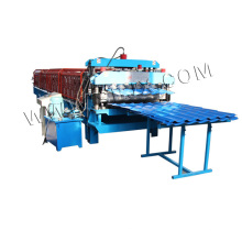 Wall Panel and Tile Roll Forming Machine