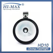 Hand-held build-in 6600mAh batterie haute lumens imperméable à l'eau Xenon caché bulbe