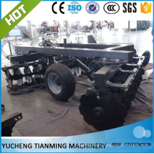 Farm machinery tractor trailed super heavy duty disc harrow/hydraulic
