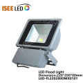 Luz de inundação LED regulável redonda 18W Power