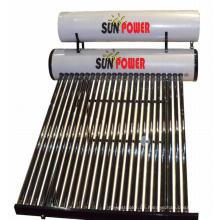 Doppeltank-Solarwarmwasserbereiter