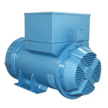 Blue color single bearing 400v Industrial Alternator