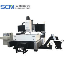 High+Speed+CNC+Metal+Plates+Drilling+Machine