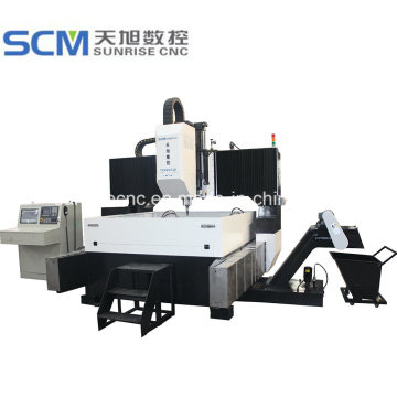 High Speed CNC Metal Plates Drilling Machine