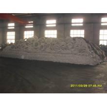 Fábrica Anping, caliente galvanizado alambre de hierro