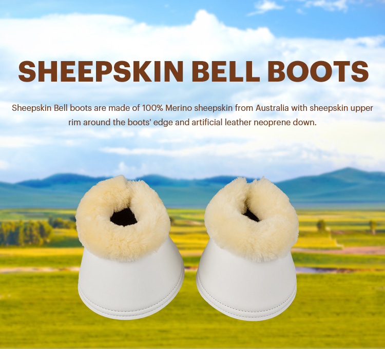 Classic Lambskin Bell Boots