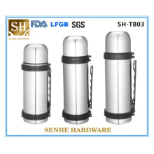 1000ml Stainless Steel Vacuum Sport Water Bottle Kettle (SH-TB03)