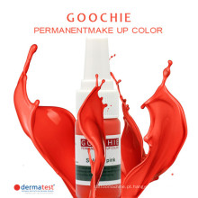 Pigmento de pigmento de pigmento de pigmento orgânico puro pigmento de sobrancelha