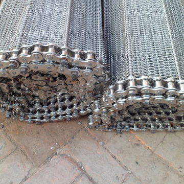 "8 ""Wide Belt Conveyor Stainless Food Grade"