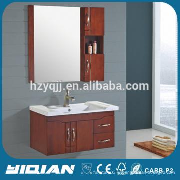 Сооружение воды Espresso Single Sink Bathroom Cabinet Combo
