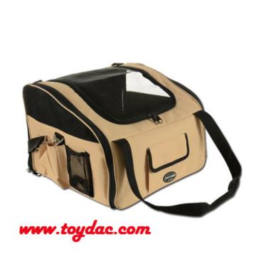 Nouveau sac à dos de voyage de voiture d'animal familier