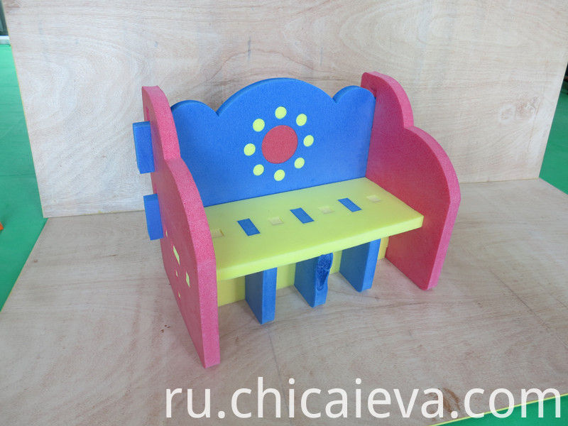 Eva foam table