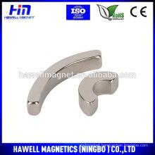 neodymium magnet, semi ring magnet, half ring magnet